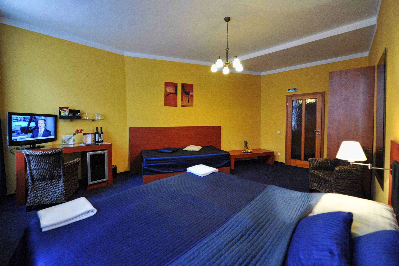 Standard Room, ubytování hotel Brno