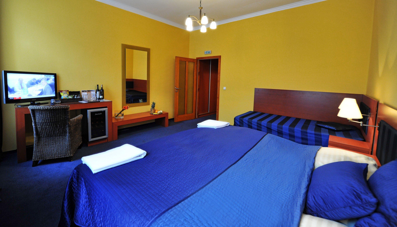 Standard Room hotel Arte Brno