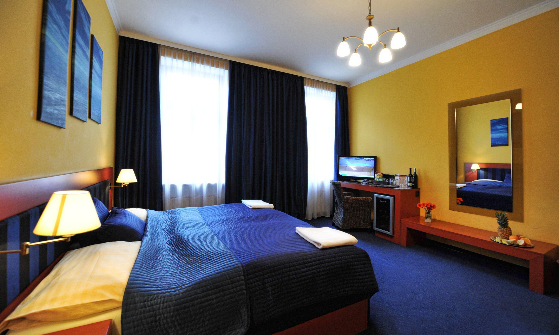 Standard Room, ubytování hotel Arte Brno