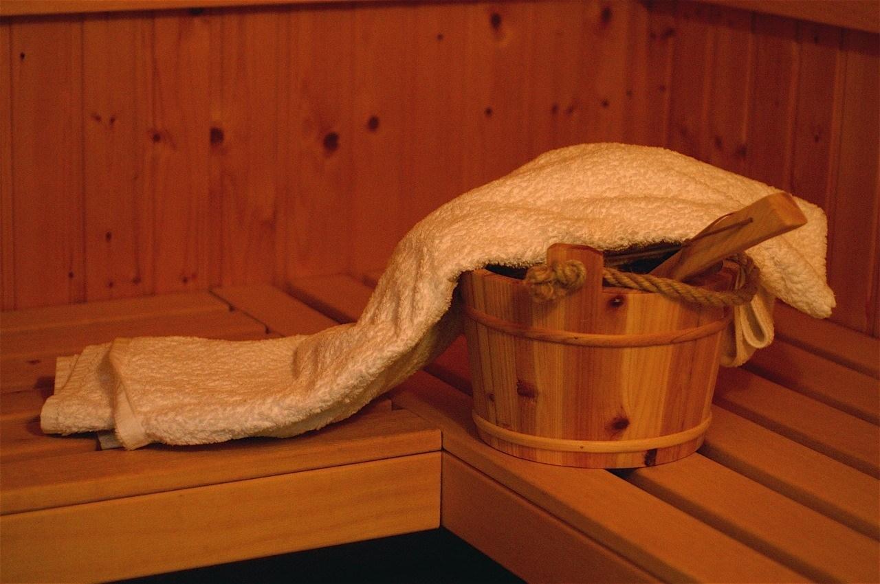 sauna wellness