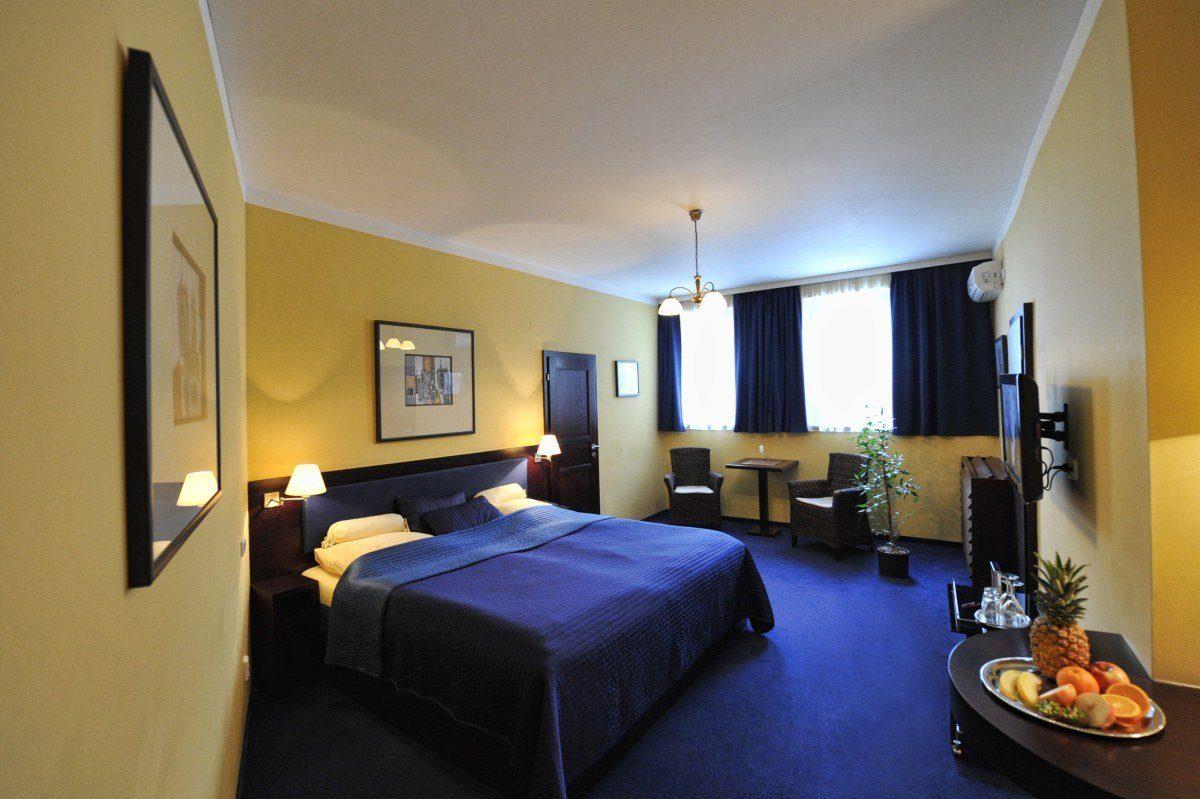 Deluxe Room Double hotel Arte Brno