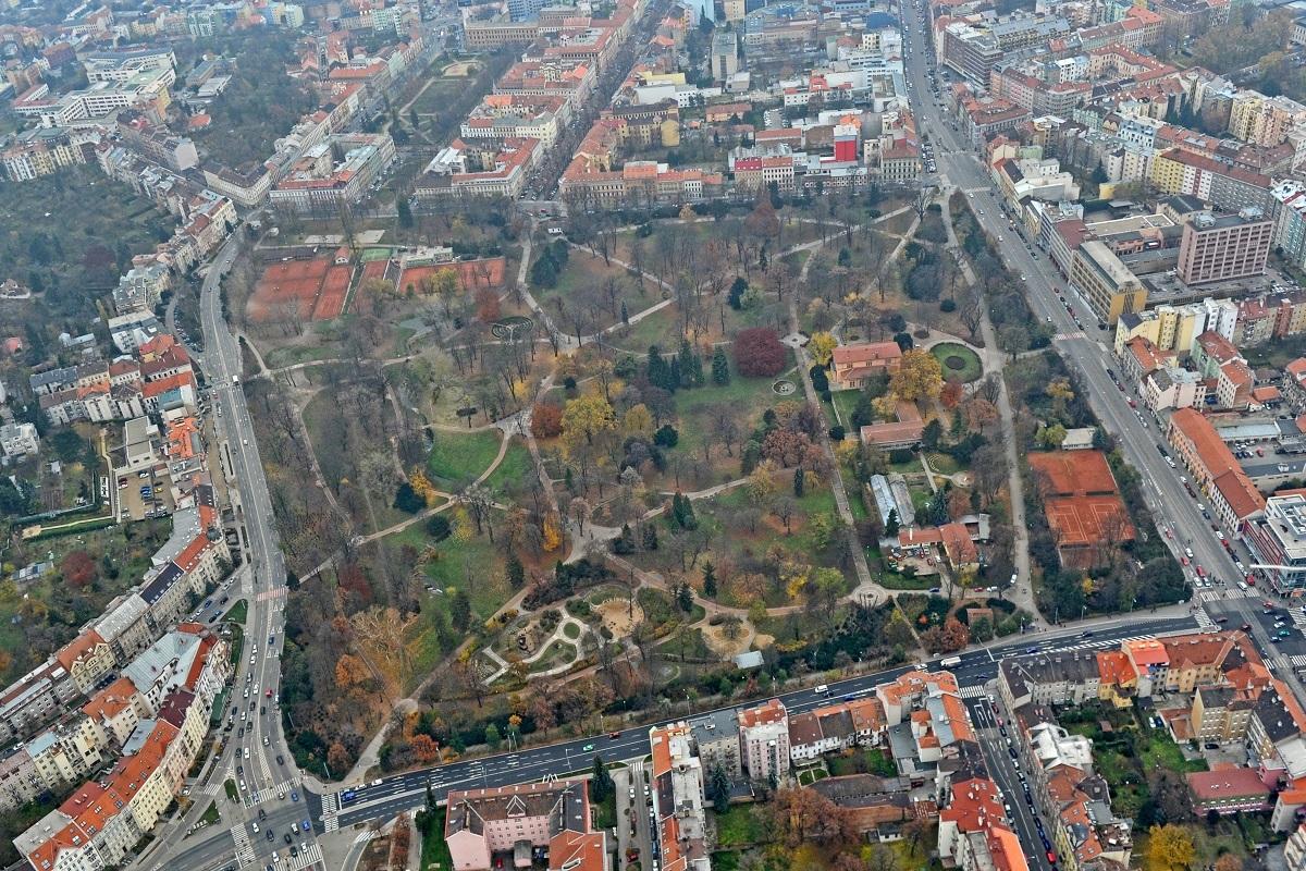 Brno - Lužánky