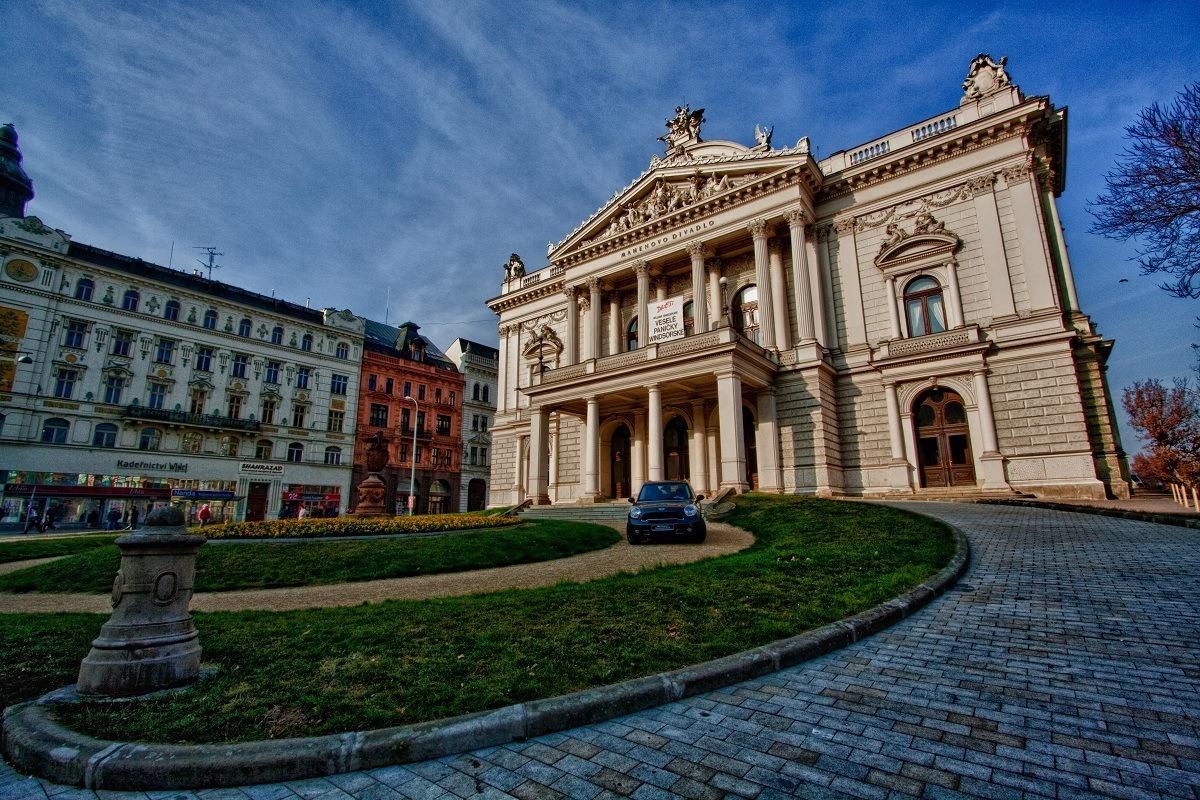 Brno - Mahenovo divadlo