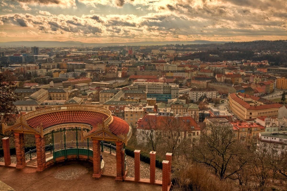 Brno - Staré Brno centrum