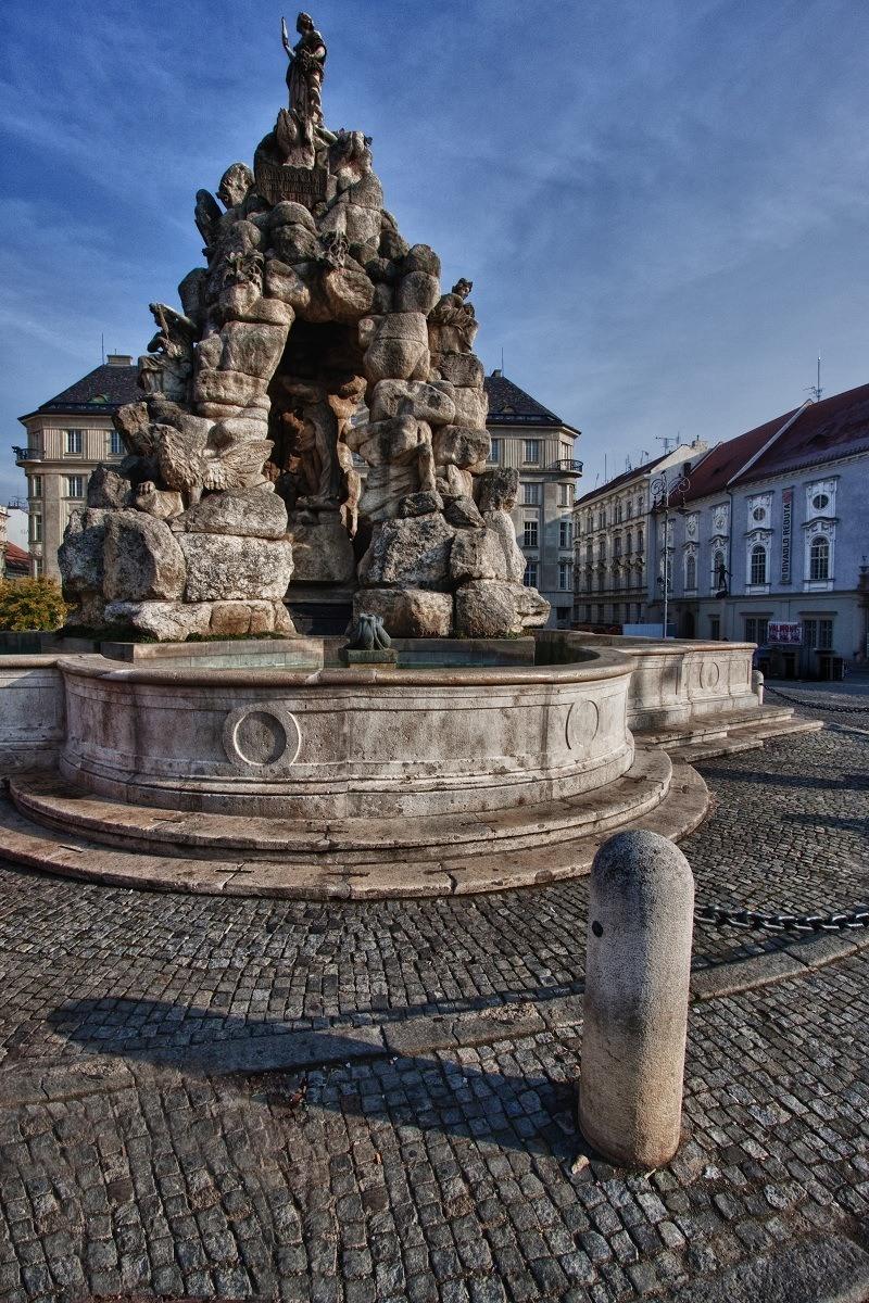Brno - Zelny trh