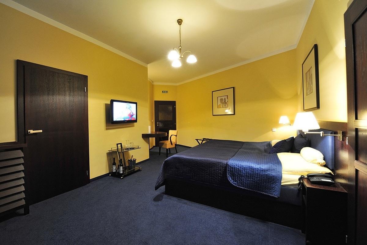 ubytování hotel Arte Brno