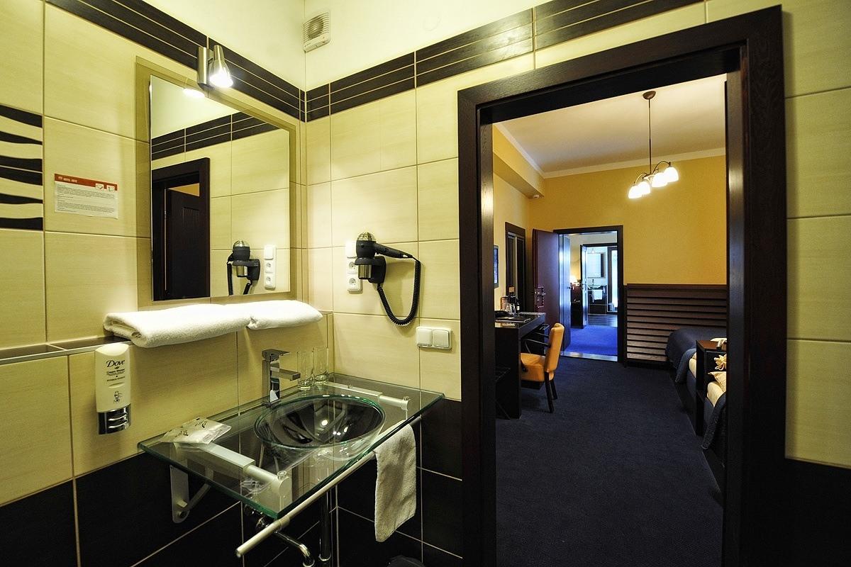 apartmán hotel Brno