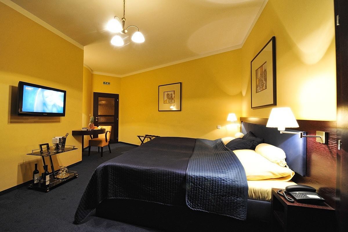 pokoj hotel Arte Brno