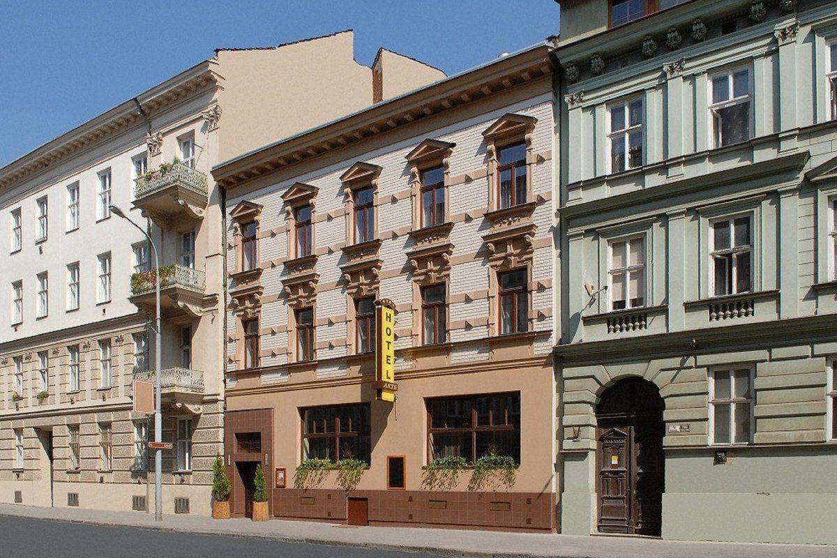 Hotel Arte ubytování v Brně