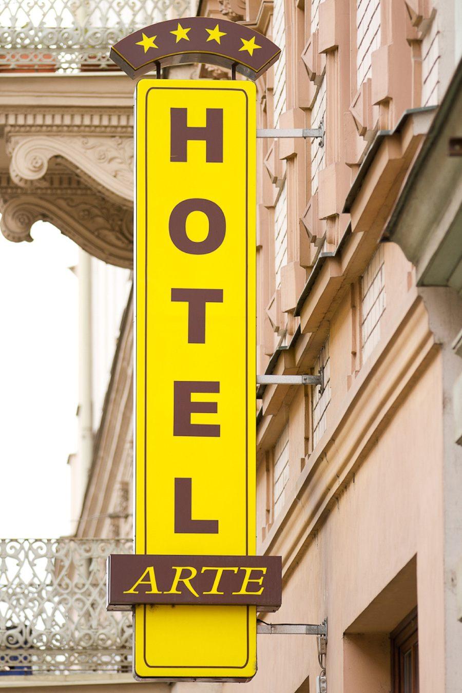 Hotel Arte - Exterier 2