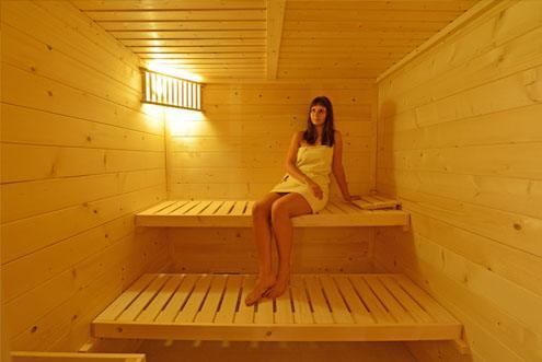 sauna Brno