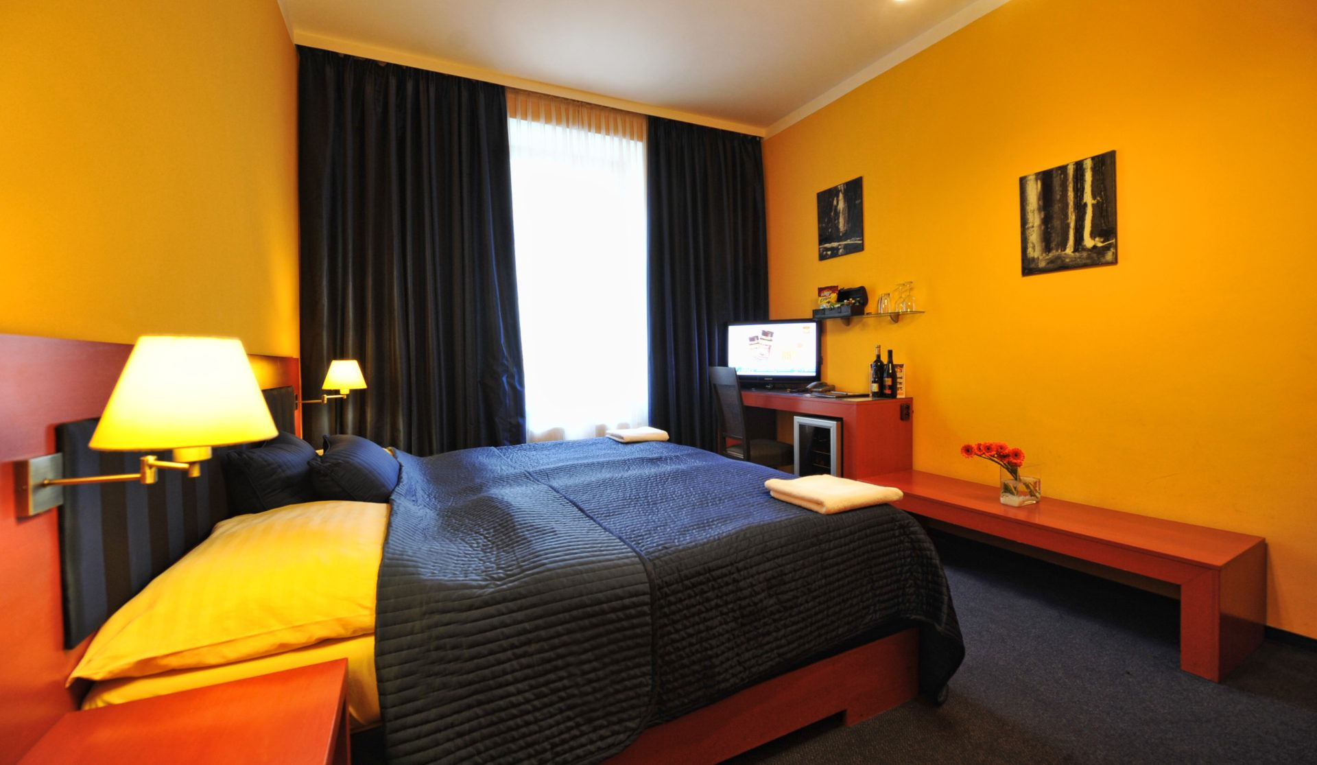 Standard room **** Double Brno